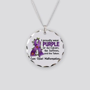 For Fighters Survivors Taken Necklace Circle Charm