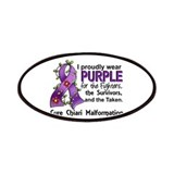 Chiari malformation Patches