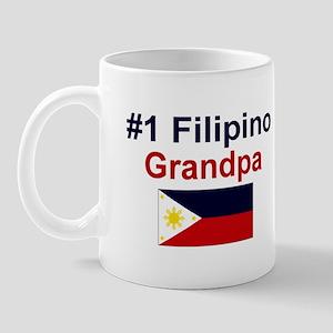 Filipino #1 Grandpa Mug