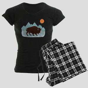 Buffalo Mountains Pajamas