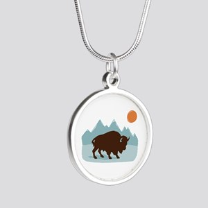 Buffalo Mountains Necklaces