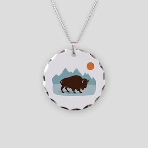 Buffalo Mountains Necklace