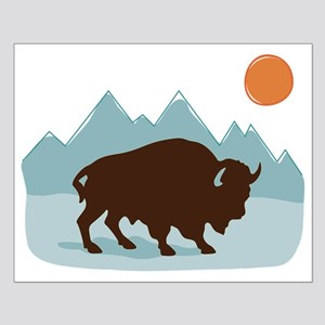 Buffalo Mountains Posters