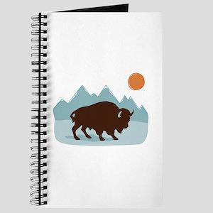 Buffalo Mountains Journal