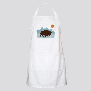 Buffalo Mountains Apron