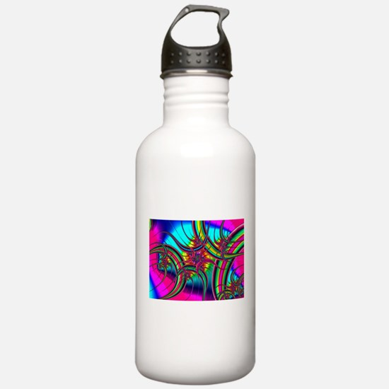 Fabulous Fractal Water Bottle