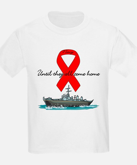 Navy Red Friday Ver 2 T-Shirt