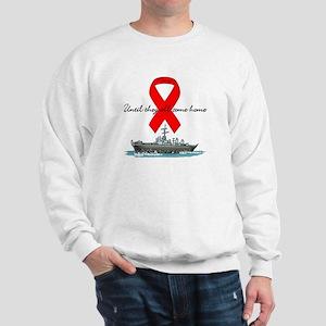 Navy Red Friday Ver 2 Sweatshirt