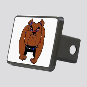 British Bulldog Rectangular Hitch Cover