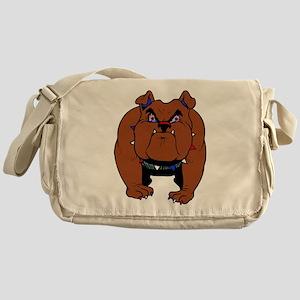 British Bulldog Messenger Bag