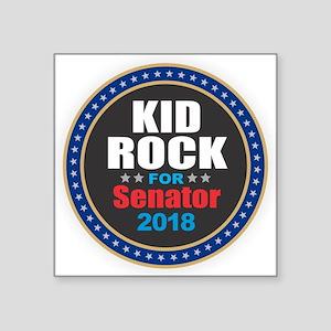 Kid Rock for Senator 2018 Sticker