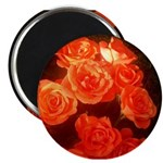 Roses Magnets