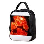 Roses Neoprene Lunch Bag