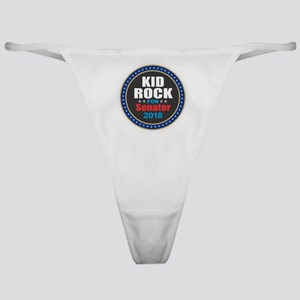 Kid Rock for Senator 2018 Classic Thong