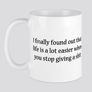 Life Is Easier When Mug