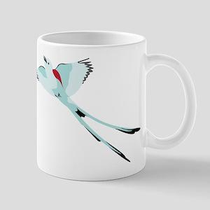 Scissortail Bird Mugs