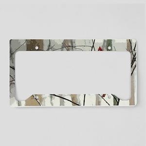 Ark_Nature_Artwork#1 License Plate Holder