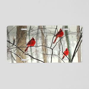 Ark_Nature_Artwork#1 Aluminum License Plate