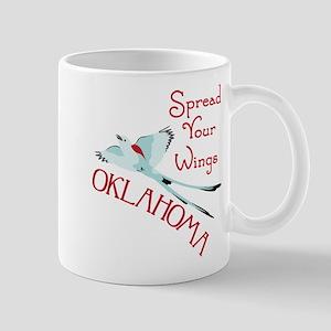 Spread Your Wings OKLAHOMA Mugs