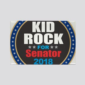 Kid Rock for Senator 2018 Magnets