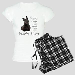 Scottie Mom Pajamas