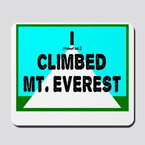 Mt. Everest Mousepad