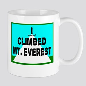 Mt. Everest Mugs