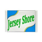 Jersey Shore Rectangle Magnet