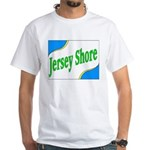 Jersey Shore White T-Shirt