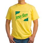 Jersey Shore Yellow T-Shirt