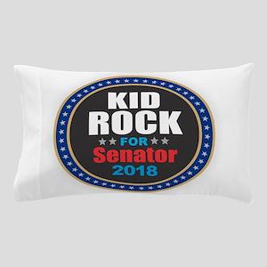 Kid Rock for Senator 2018 Pillow Case