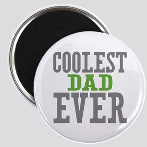 Coolest Dad Ever Magnet