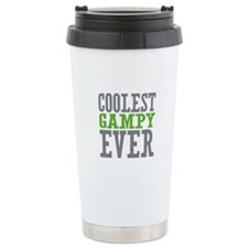 Coolest Gampy Ever Stainless Steel Travel Mug