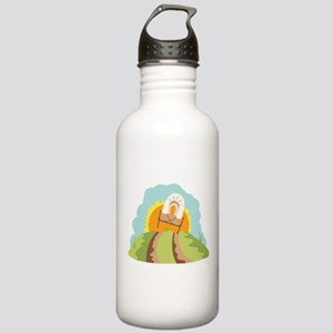 Covered Wagon Water Bottle