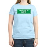 20 MPG Gear Women's Light T-Shirt