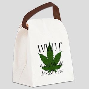 WWJT Canvas Lunch Bag