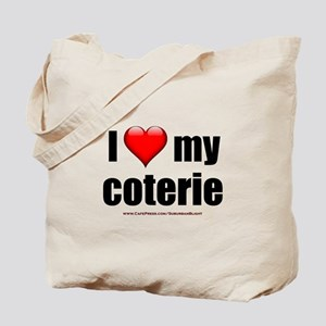 """""""Love My Coterie"""" Tote Bag"""