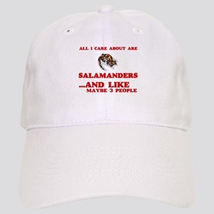 All I care about are Salamanders Cap