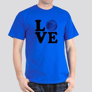 Boule petanque love Dark T-Shirt