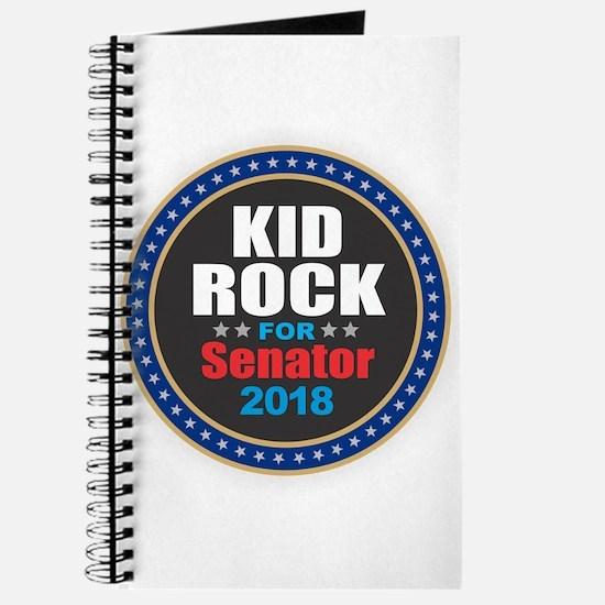 Kid Rock for Senator 2018 Journal