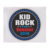 Kids rock star Fleece Blankets