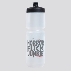 Horror Flick Junkie Sports Bottle