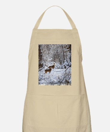 A Winter Wonderland Apron