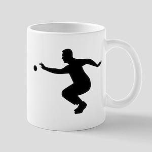 Petanque player Mug