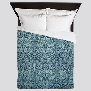 Brer Rabbit by William Morris Queen Duvet