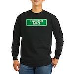 30 MPG Gear Long Sleeve Dark T-Shirt