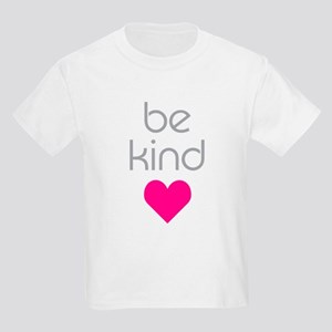 Be Kind Kids Light T-Shirt
