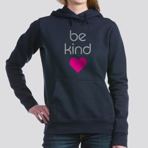 Be Kind Hooded Sweatshirt