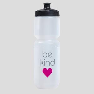 Be Kind Sports Bottle