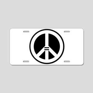 Interracial Equality Aluminum License Plate
